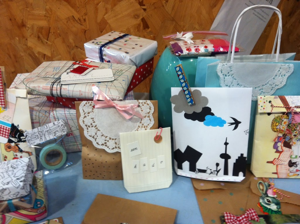 Workshop DIY Gifts and Packaging
