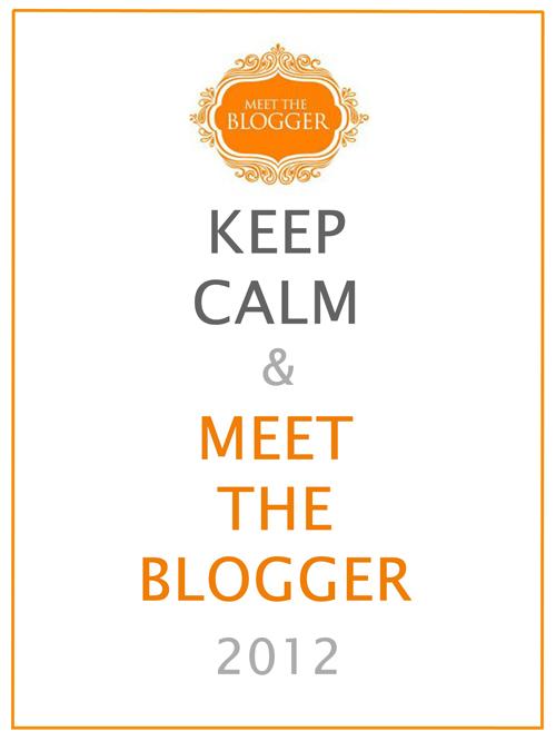 Meettheblogger 2012, Jo estic aquí!