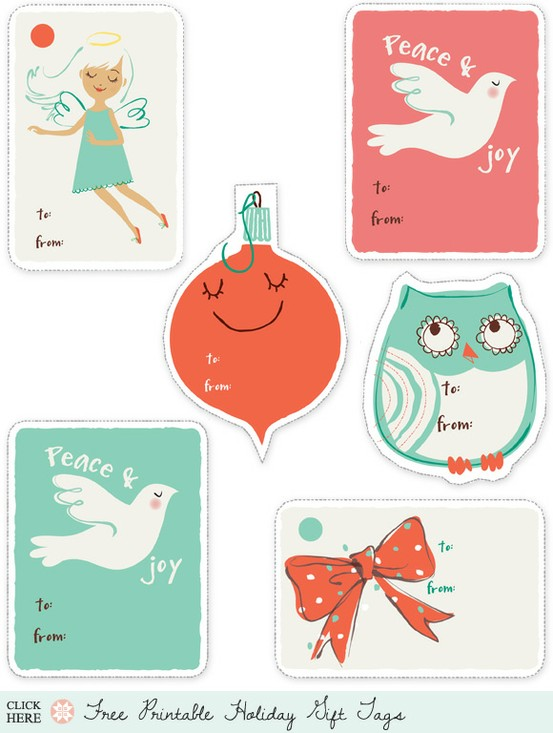 Make it Monday – Gift tags