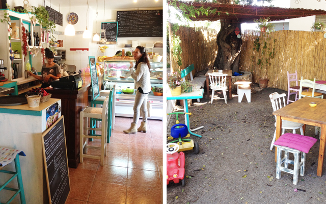 Ibiza hotspot can-Guimo restaurant-lunch-breakfast-wonderful-honest-healthy-healthy-breakfast travel-sandwich-eating