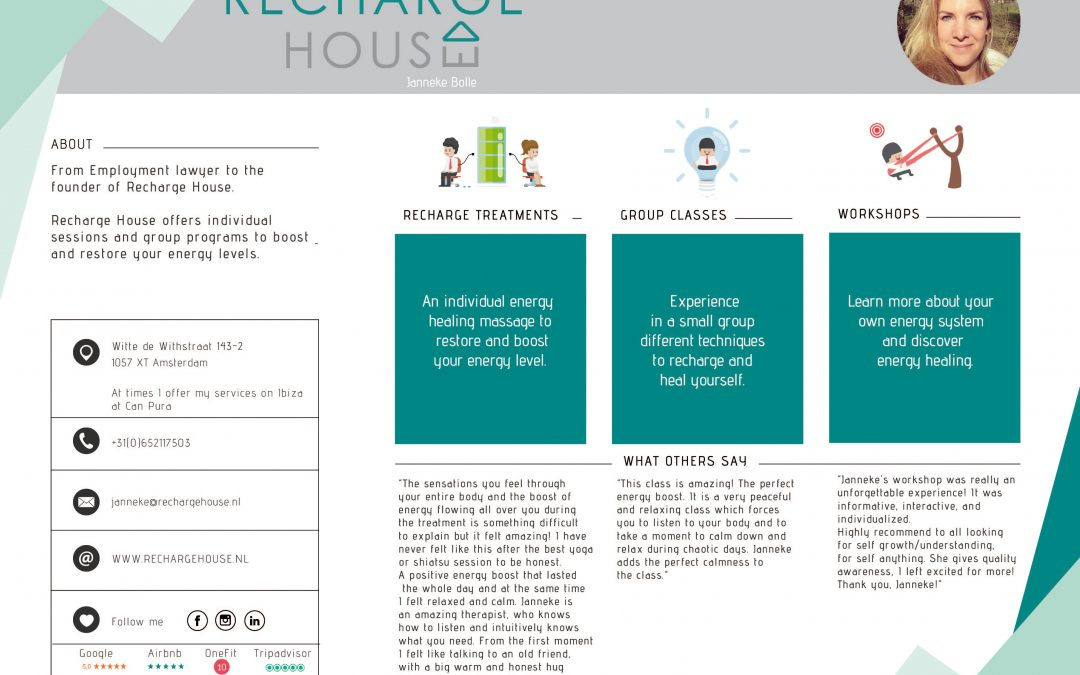 Recharge House
