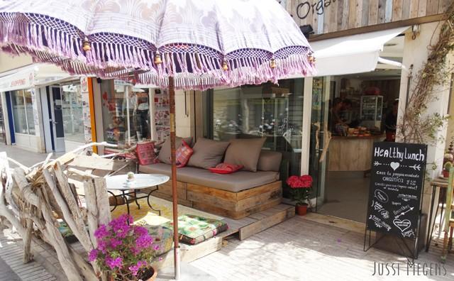 Don't Panic It's Organic in Ibiza stad is de hotspot voor gezond en lekker eten!