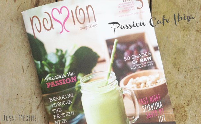 Passion Cafe magazine!