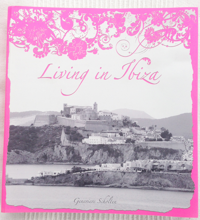 Coffee table book and Ibiza musthave: Living on Ibiza!