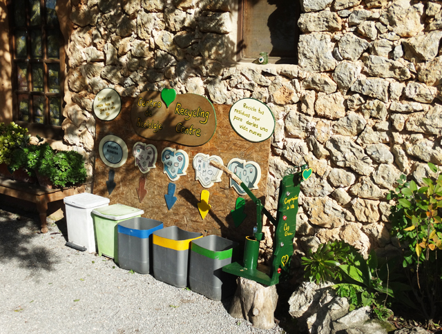 Sustainable community Casita Verde (Green Heart) IIbiza is the place for nature lovers!