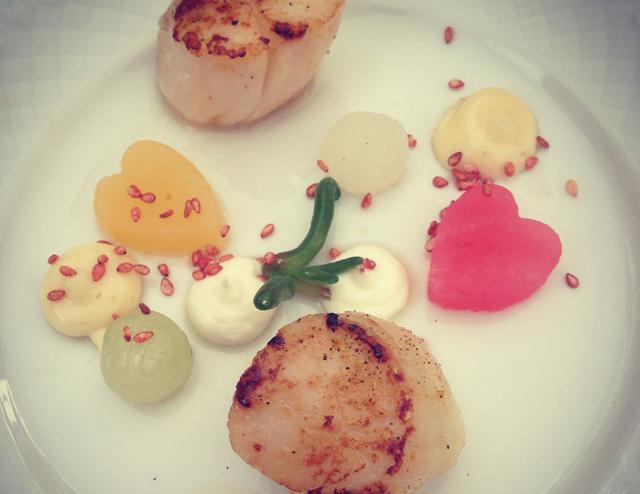 Coquilles bij Haarlem Culinair